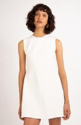 Vestido Le Molleton Lica Off White