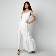 Blusa Spezzato avena -off white
