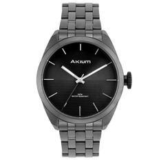 Relógio Akium Masculino Aço Cinza - TMG6982N2 - GREY by Vivara