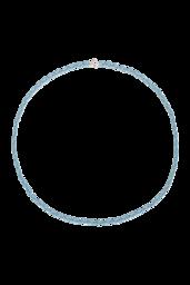 Colar Pop Blue - Prata 925