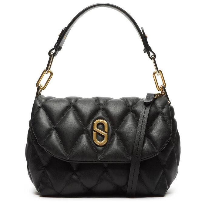Shoulder Schutz Bag Candy Black
