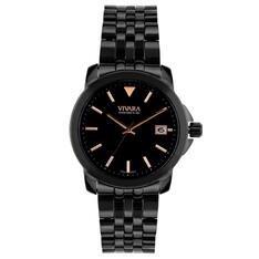 Relógio Vivara Feminino Aço Preto - DS14160R0B-1 by Vivara
