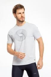 Camiseta Circle Optical - Branco - LIVE!