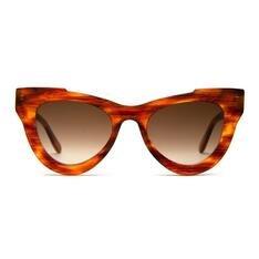 Óculos Valentina LIVO II Solar Demi Flama