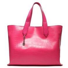 Shopping Schutz Bag Alexia Texture Pink