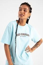 Camiseta Baw ta oversized bad company