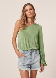 Shorts Jeans MOB Bolsos Laterais