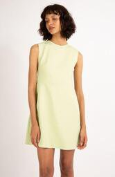 Vestido Le Molleton Lica Verde