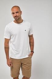 Camiseta Zapalla Rafael - Branco