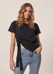 T-Shirt MOB Malha Com Canaleta