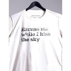 Camiseta Excuse Me Branco Spirito Santo