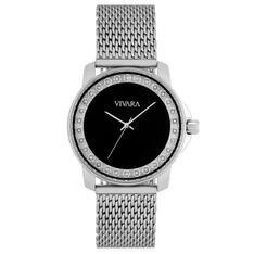 Relógio Vivara Feminino Aço  - DS14229R0B-2 by Vivara