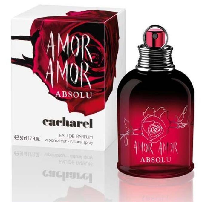 Perfume Amor Amor Absolu De Cacharel Eau De Parfum Feminino