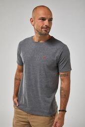 Camiseta Zapalla Rafael - Mescla Escuro