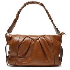 Pouch Schutz Bag Braid Brown