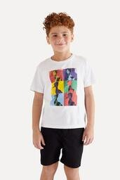 CAMISETA MINI PICA-PAU ANDY ART