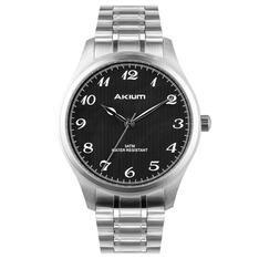 Relógio Akium Masculino Aço - TMG6986N1A by Vivara