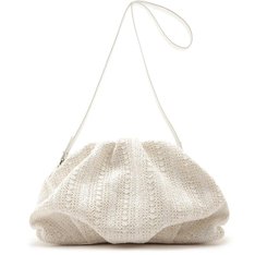 MAXI Schutz CLUTCH AVRIL WHITE NATURAL