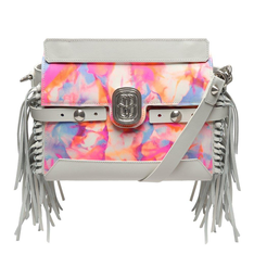 Shoulder Schutz Bag Addicted Tie-Dye