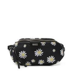 Pochete Schutz Neoprene Floral Black