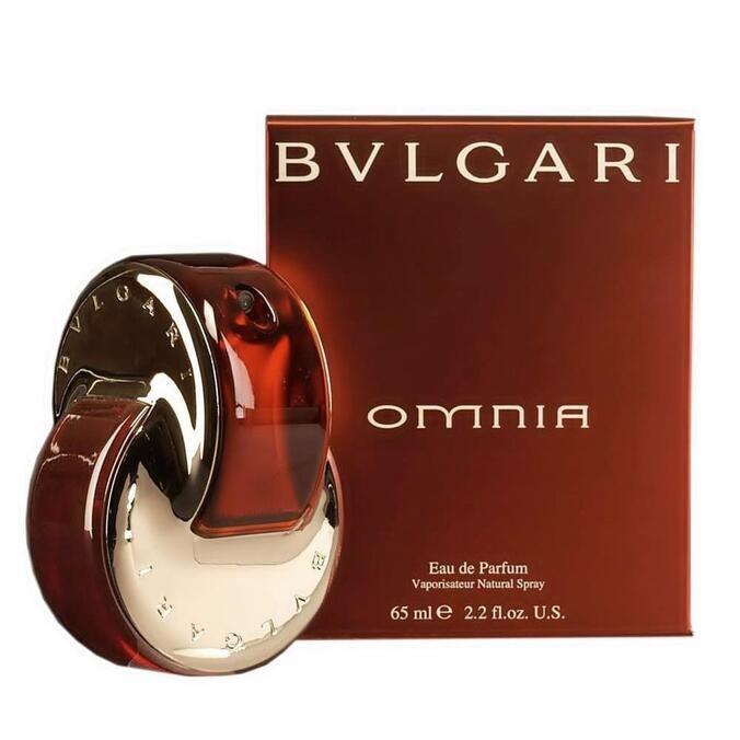 Perfume Bvlgari Omnia Eau De Parfum Feminino