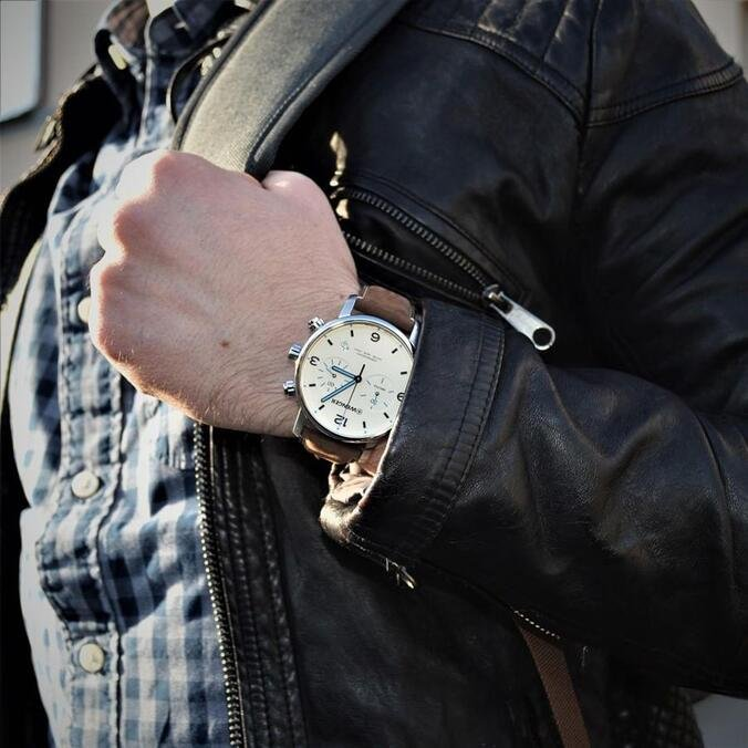 Relógio Masculino Wenger Urban Metropolitan Chrono