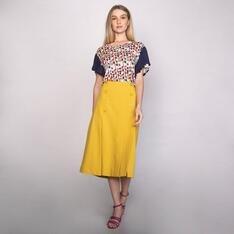 Tshirt Spezzato Colorful-Unica