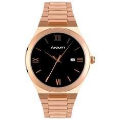 Relógio Akium Masculino Aço Rosé - 03L06GB01E by Vivara
