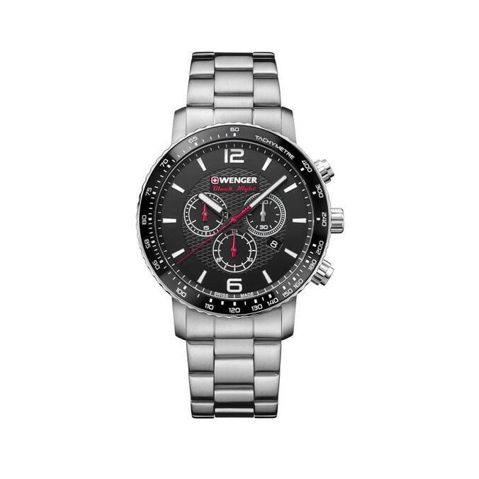 Relógio Masculino Wenger RoadSter Chrono