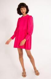 Vestido Le Molleton Leona Pink