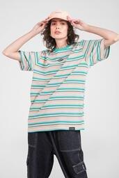 Camiseta Baw ta Striped Garden