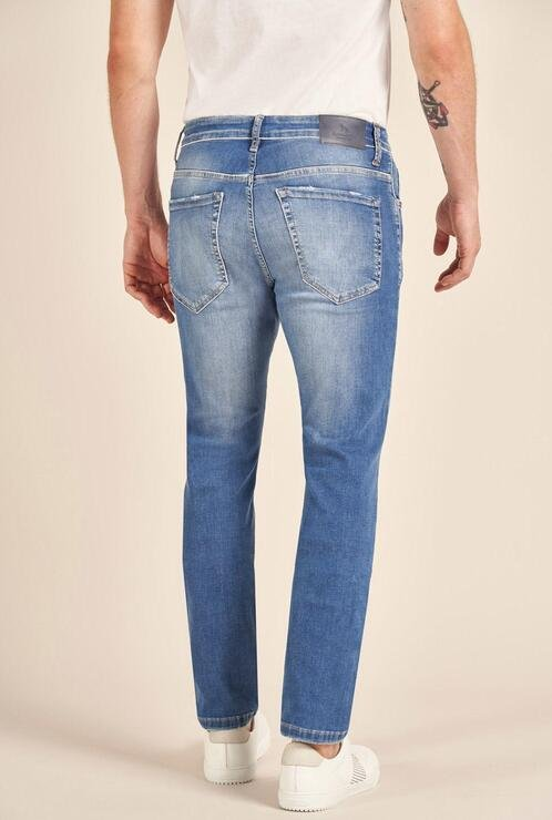 Calça Jeans Acostamento Skinny
