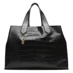 Shopping Schutz Bag Alexia Texture Black