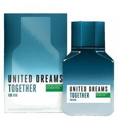 United Dreams Together Benetton Eau De Toilette Feminino