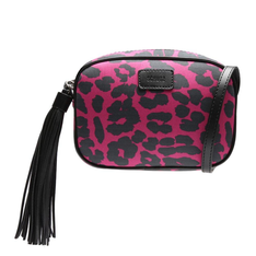 Crossbody Schutz Kate Animal Print Pink