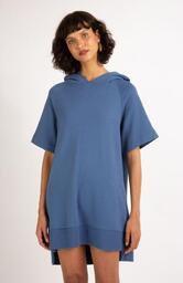 Vestido Le Molleton Gabi Azul