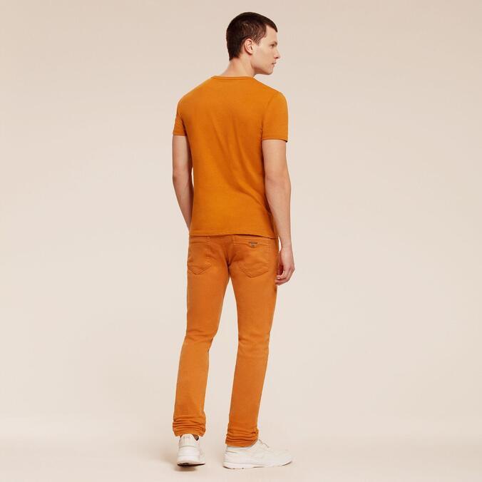 Camiseta ACOSTAMENTO manga curta estampada