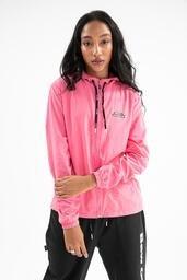 Light Windbreaker Baw Pink