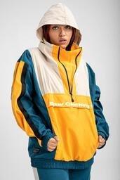 Track Jacket Baw Sportswear Navy