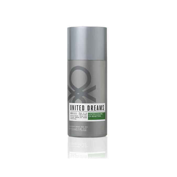 Perfume United Dreams Desodorante Aim High Benetton Masculino