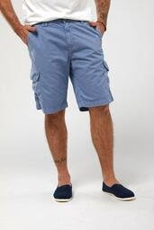 Bermuda Zapalla  Cargo - Azul Jeans