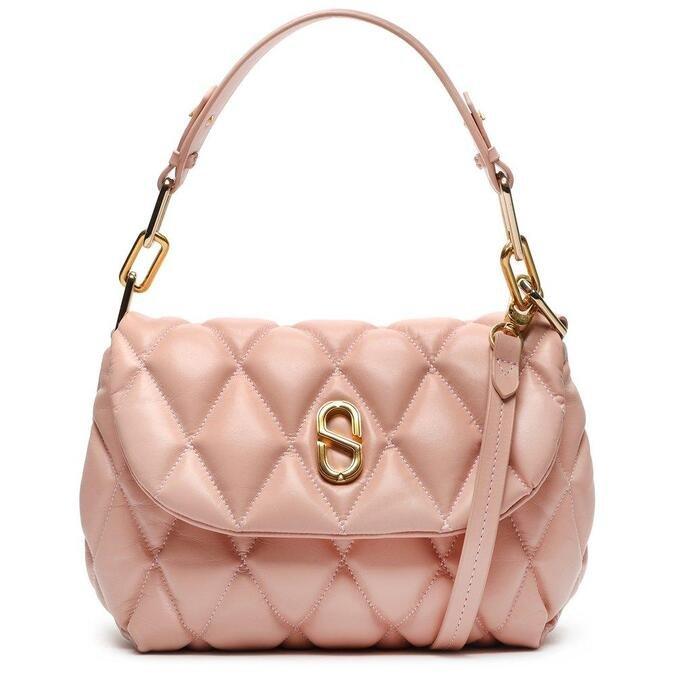 Shoulder Schutz Bag Candy Rose