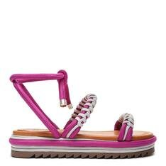 Sporty Schutz Sandals Fun Violet