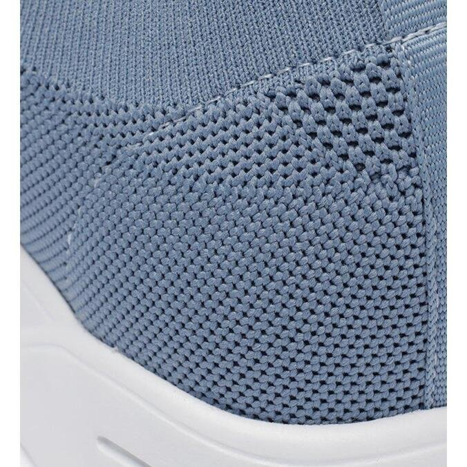 Slip Arezzo On Azul Knit