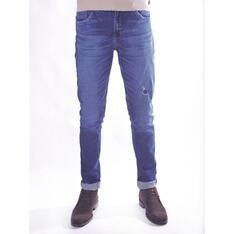 CALÇA JEANS PUIDOS LENNY Azul jeans Spirito Santo