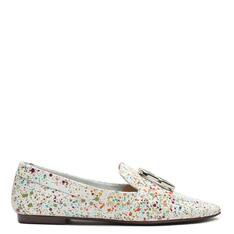 Loafer Schutz Minimal Modern Splash