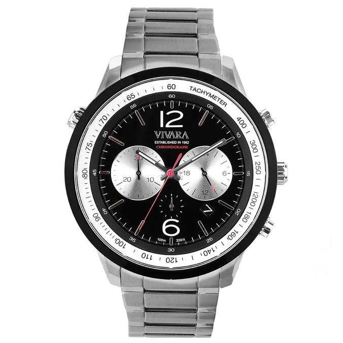 Relógio Vivara Masculino Aço - DS13974R0A-1 by Vivara