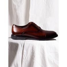 Sapato Work Caramelo Trevor Marrom Spirito Santo