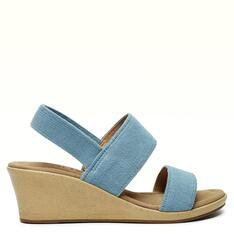 Sandália Alme Azul