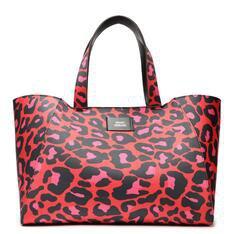 Shopping Schutz Bag Neoprene Animal Print Pink